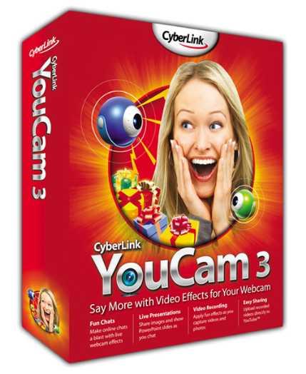 Download Cyberlink YouCam v3.0
