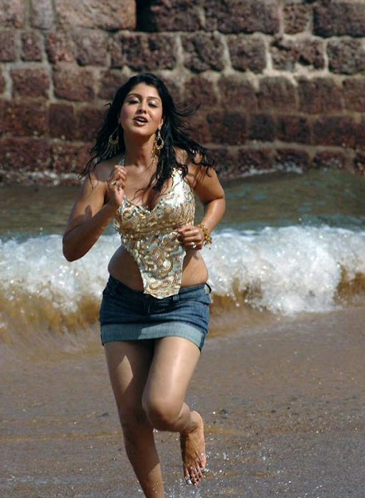 sheryl brindo spicy at beach latest photos