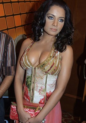 Celinas clevage in an event gallery pictures