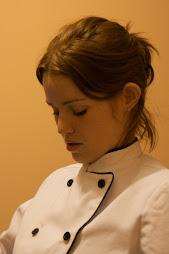 no comando da cozinha