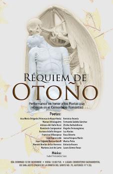 Recital-homenaje a los autores enterrados en el cementerio Romántico de Madrid.