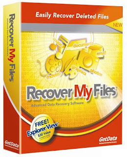 Baixaki Recover My Files v4.0.4.448 + Crack
