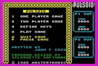 Pulsoids ZX Spectrum