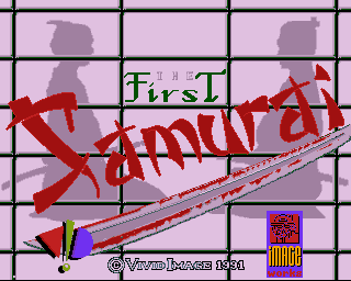The First Samurai
