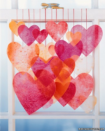 I Heart Shabby Chic: Valentines Decorating Ideas