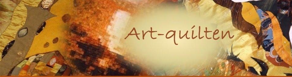 Artquilten is mijn passie