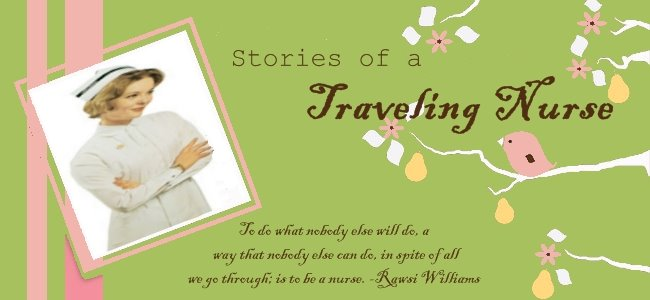 Stories of a Travelling Nurse