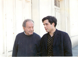 Con Samir Nazal, 1994.