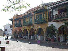 Balcons et terrasses du centre ville