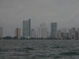 1ere vision de la ville......