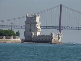 La tour de Belem et le pont