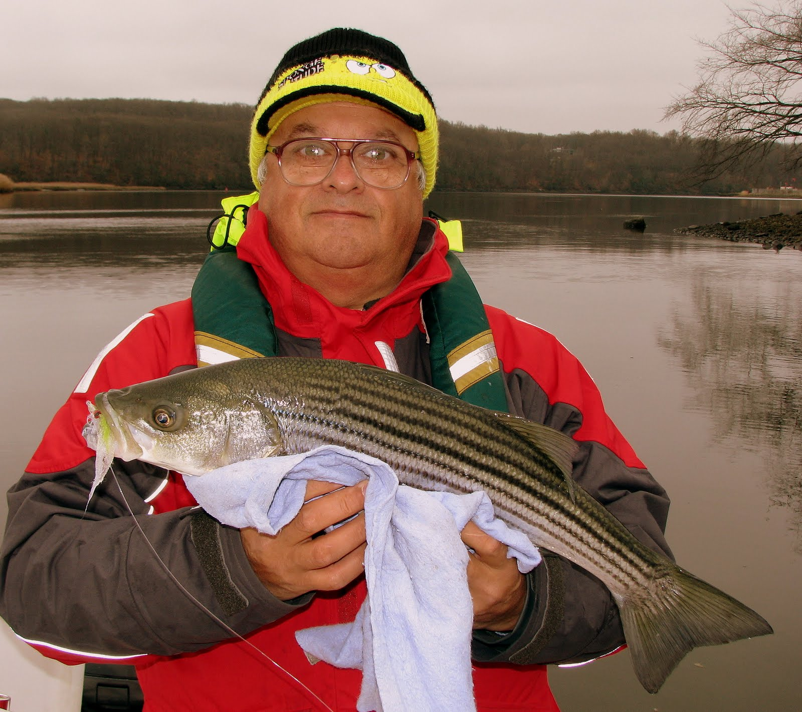 November 2009 for Ct saltwater fishing regulations
