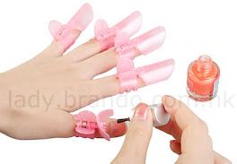 Clip protetor para unhas