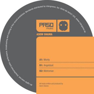 minimal mass.net Asem Shama – Metroman [PASO 018]