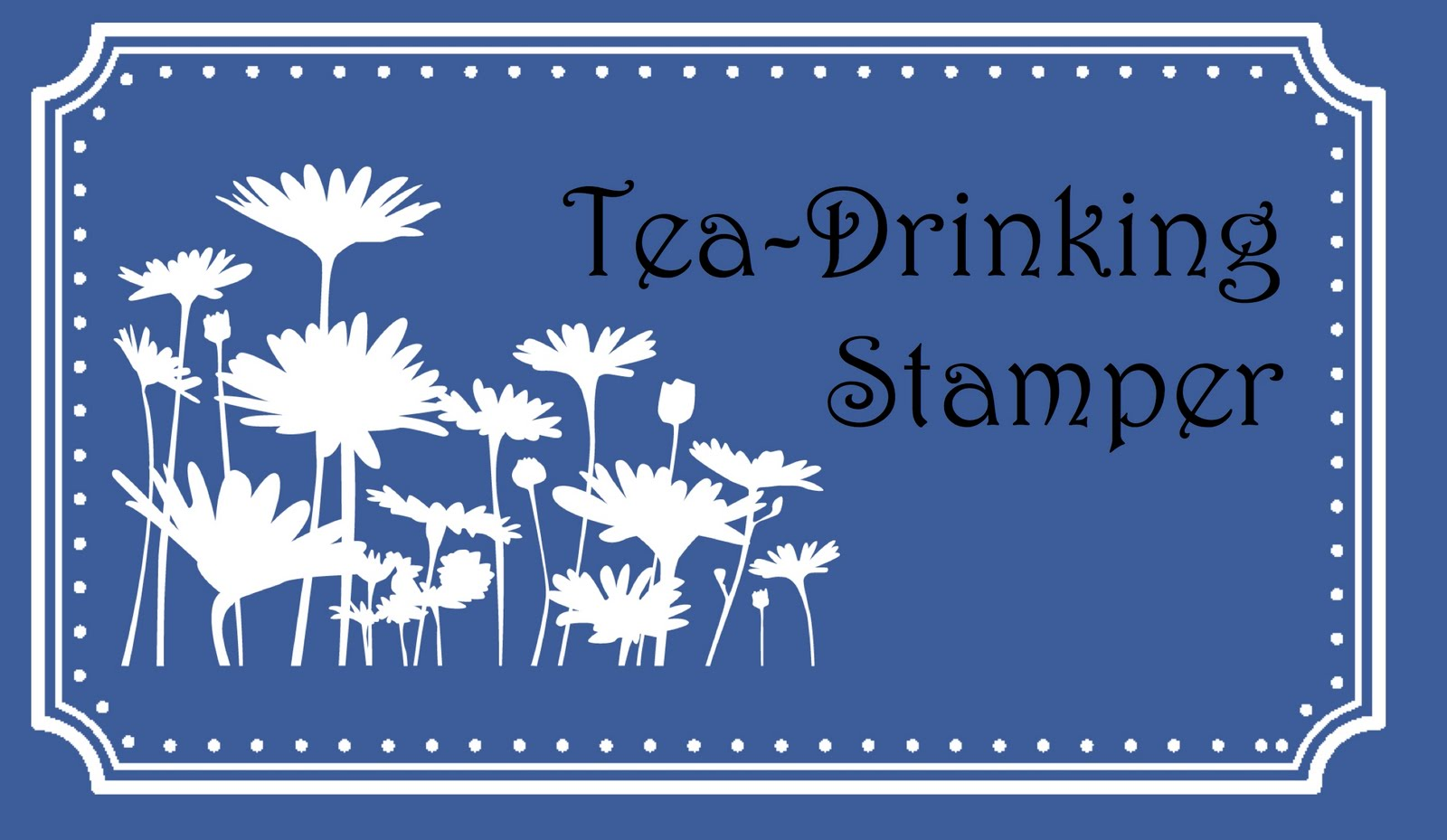 tea-drinking stamper