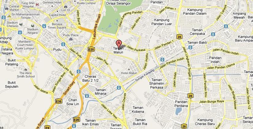 OFFICE : 4-3-4 Queen Avenue, Jalan Bayam 55100 Kuala Lumpur (Dekat dengan Taman Maluri)