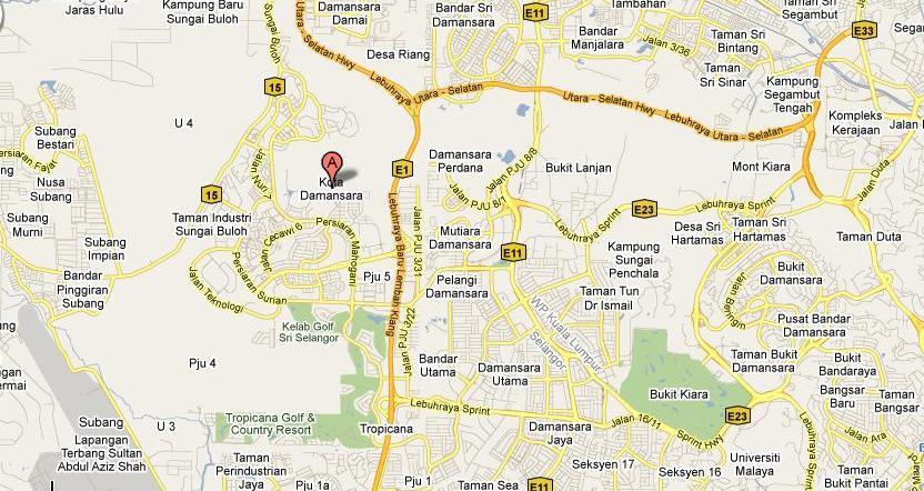 OFFICE : No 27 Jln Camar 4/2, Seksyen 4 Kota Damansara 47810 Petaling Jaya (Dekat dengan The Curve)