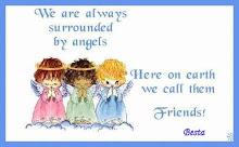 Venner er godt å ha..