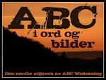 Eg har meldt meg på ABC i ord og bilder