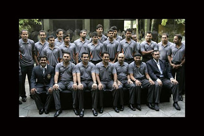 Indian Team T20 2009   Twenty20 World Cup Indian Team PicturesIndian Cricket Team Wallpapers 2009
