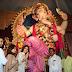 Shilpa Shetty,Shamita and Raj Kundra at Chinchpokali Ganesh Mandal Photo Gallery