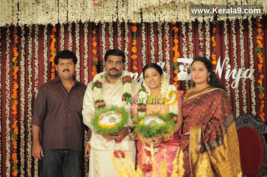 South Indian Actress Niya wedding Marriage Photo Gallery