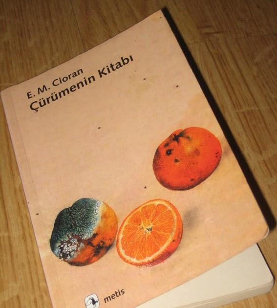 Çürümenin Kitabı - Emil Michel Cioran ile ilgili görsel sonucu
