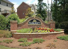 Faircroft Neighborhood