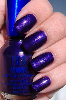 BB Couture for Nails Maleficent Magenta