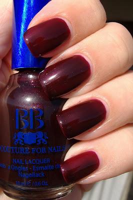 bb couture for nails erotic night