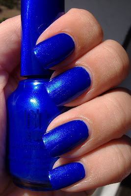 bb couture for nails prince charming blue