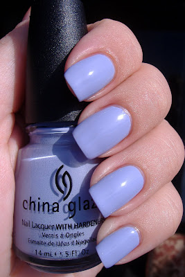 china glaze agent lavender