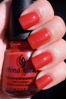 china glaze revolution nail polish