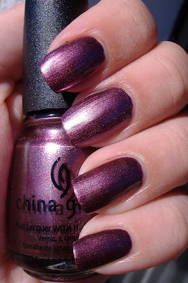 china glaze joy nail polish