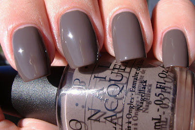 OPI Nail Polish Bright Pair - Over the Taupe :  paris spring 2010 nail polish chanel