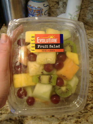 evolution brand fruit salad