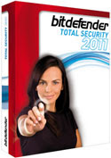 BitDefender Total Security 2011 – Antivírus
