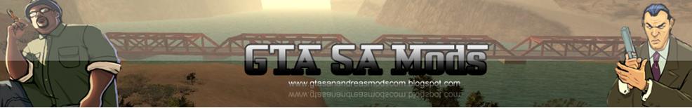 Gta - Sa Mod's