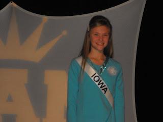 Miss Iowa,  iowa pageants,  National American Miss, ronald mcdonald,  california, nationals, hollywood