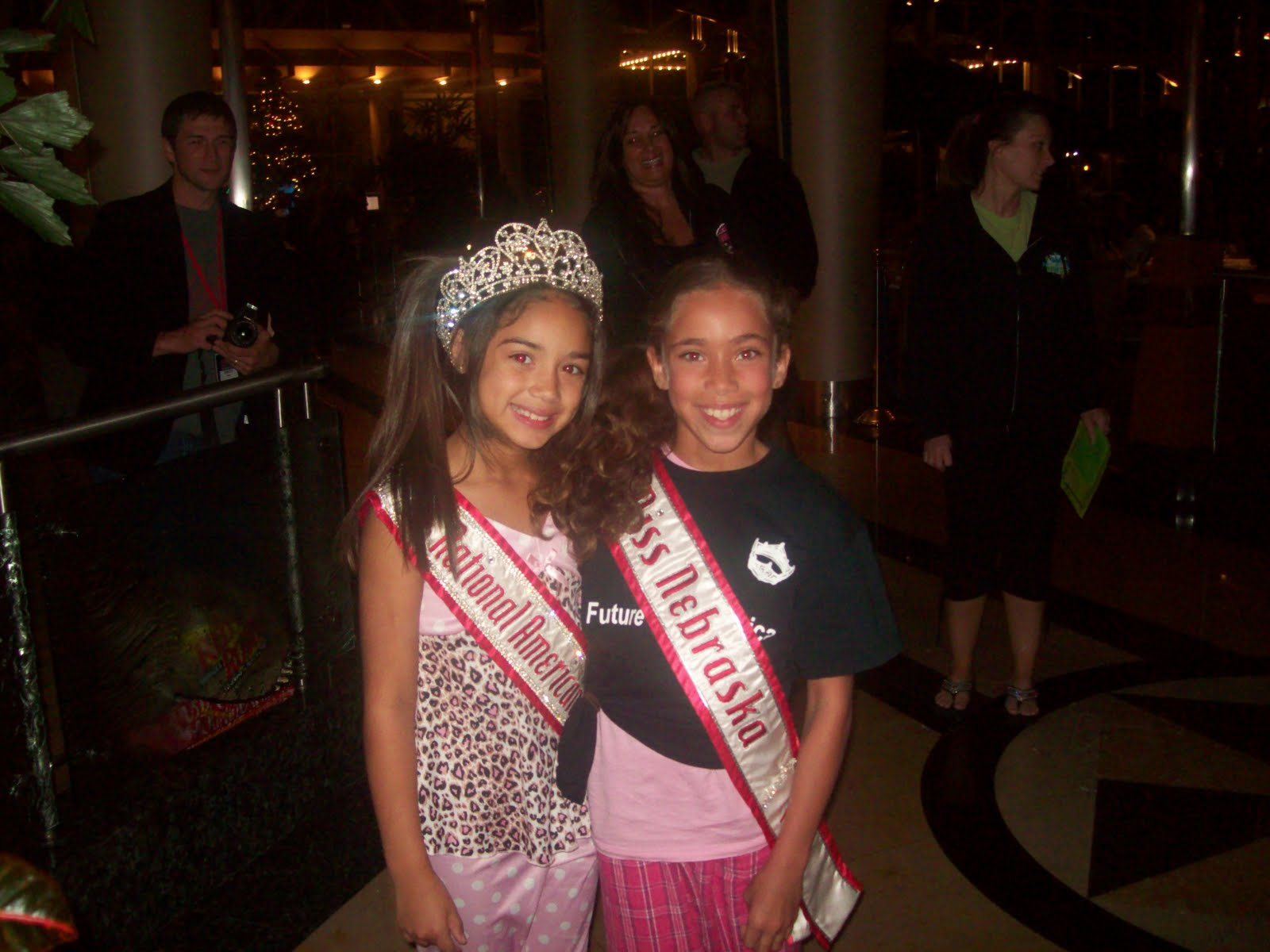 NAMiss Rocks Blog: Saying farewell is Miss Nebraska Jr. Preteen