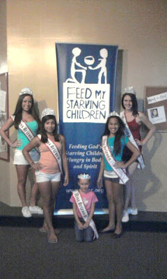 ronald mcdonald house, Feed my starving children, maggie's place, thanksgiving, Arizona, Miss Arizona, National American Miss Pageant, Is National American Miss a scam?,