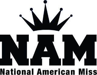 NAM, Is National American Miss a scam?, National American Miss,  namiss.com,  Steve Mayes,  Kathleen Mayes,  lani  maples, Breanne Maples,  Open Calls, national american miss open call, logo