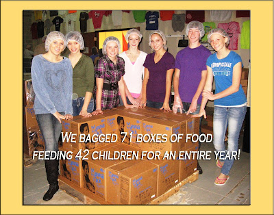 Feed my starving children, Samantha Triani, Lani Maples,Breanne Maples,   National American Miss, Miss Illinois,  Is National American Miss a scam?, national american miss open call,  Miss America, miss Illinois teen,  miss 2011