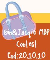 Gin n Jacqie Contest