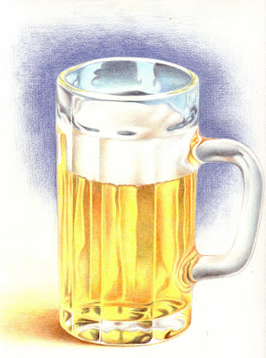 Mi rinconcito con arte jarra de cerveza for Jarras para cerveza