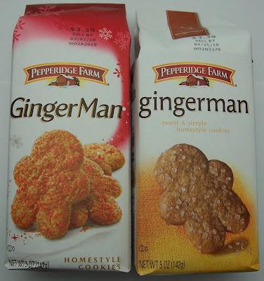 Pepperidge Farm Gingerbread Cookies Motivation by Chocolat...