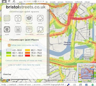 Screenshot of Bristolstreets