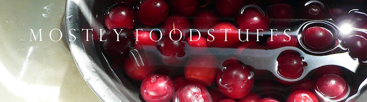mostly foodstuffs
