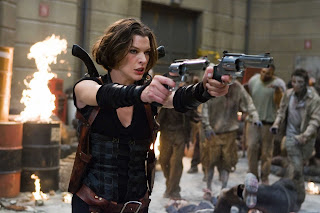 Resident Evil: Afterlife 3D movie