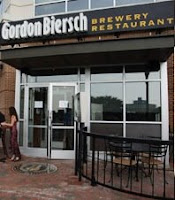 Gordon Biersch Exterior, Virginia Beach Restaurant and Brewery
